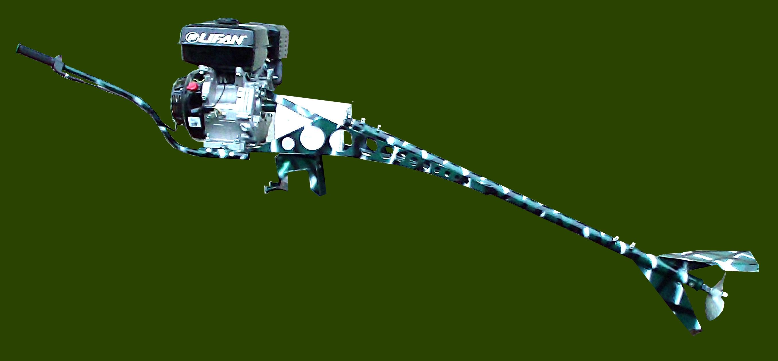 Лодочный мотор болотоход bawad изготовим